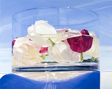 ©Madison Cawein Tulip Oil Paintings