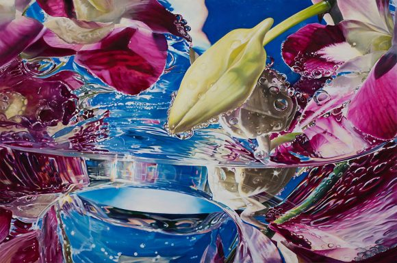 ©Madison Cawein Orchid Oil Paintings